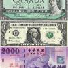 ¿Qué países tienen como moneda oficial el Dólar?