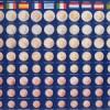 Monedas euro por países 2016