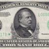 Billete de 1000 dolares