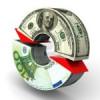 ¿Cómo cambiar euros a dólares?