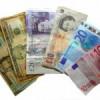 Cambiar euros a libras esterlinas