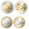 ¿Sabes cómo reconocer una moneda de euro falsa?