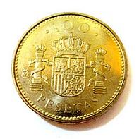 Cambiar euros por pesetas