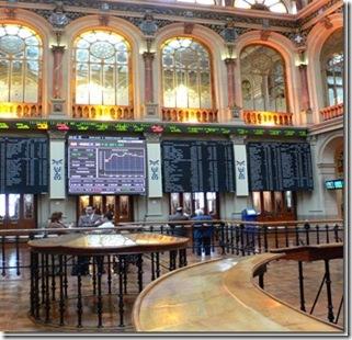 Panorama financiero de España después del rescate