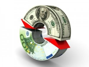 cambio del euro a dolar