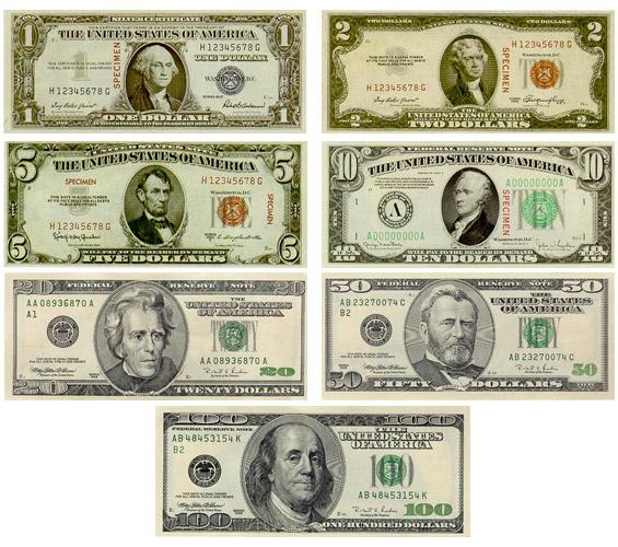 billetes-dolar