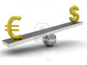 cambio euro dólar 2014