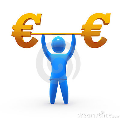 Revalorización del euro