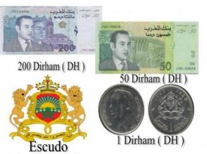 euros a dirhams