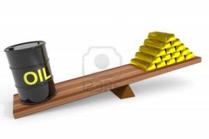 oro y petróleo