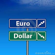 Cambio Euro Dolar  default de EEUU