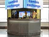 Casas de cambio en aeropuertos España