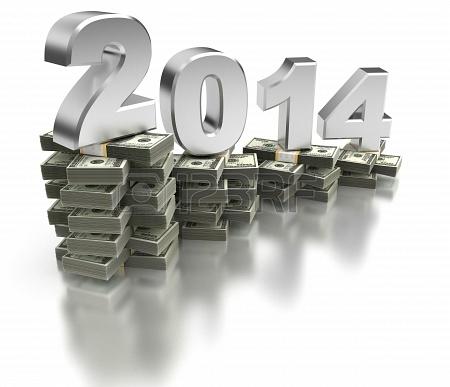 dólar 2014