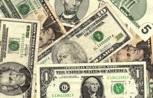 dollar-us-pile