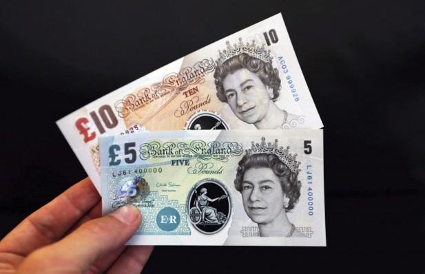 billetes de plastico
