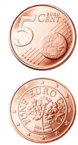 5 centimos