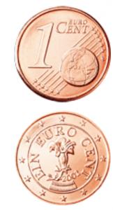1 centimos austria